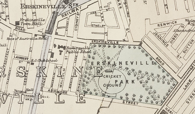 1907 Map