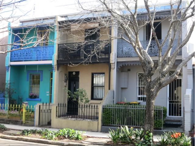 Illawarra Terrace Burren Street