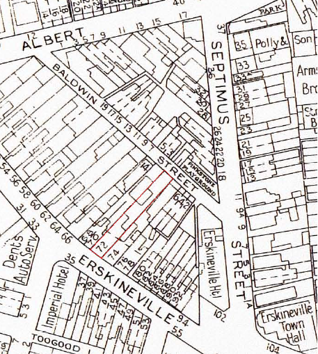 City Building Surveyors' Detail Sheet ca1956 Sheet 19.png