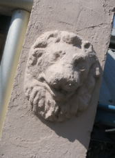 Qld Terrace Lion Head ii