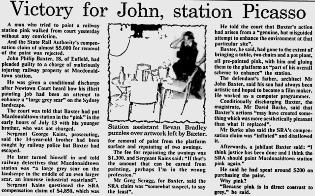 Victory for John, station Picasso 1986.png