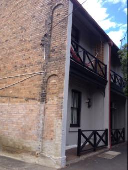John's Terrace John Street Erskineville