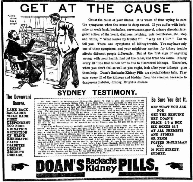 Sydney Testimony Doans Backache Pills.png