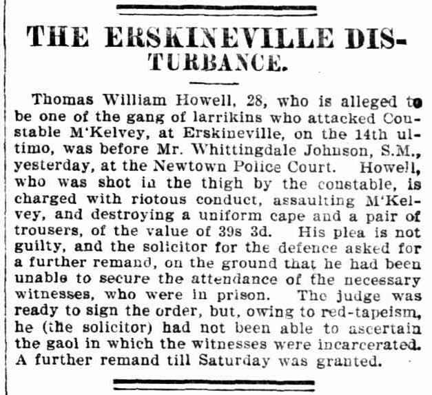 The Erskineville Disturbance The Macdonaldtown Push.png