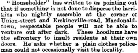 Macdonaldtown Larrikin complaint 1886 ii.png