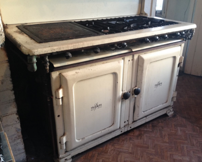 Metters Limited - The Triumph Stove