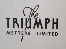 Metters Limited - The Triumph