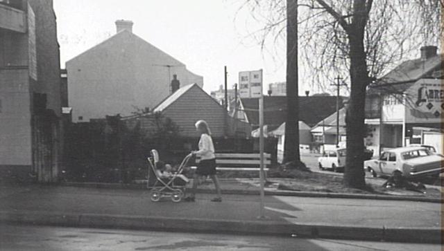 John St near cnr of Erkineville Rd, Erskineville 1969.png