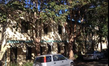 Anderson's Terrace Park St Erskineville