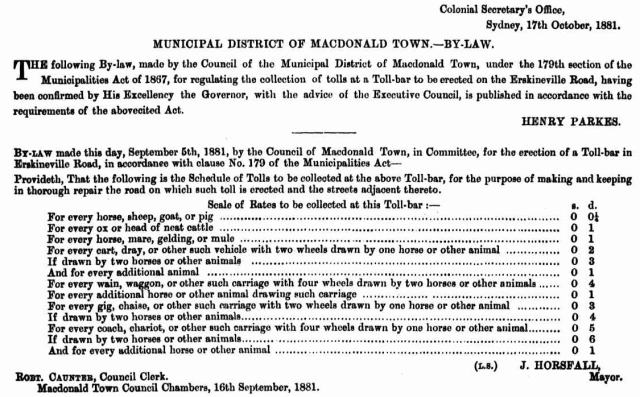 Macdonaldtown Council By-Law Toll Bar 1881.png