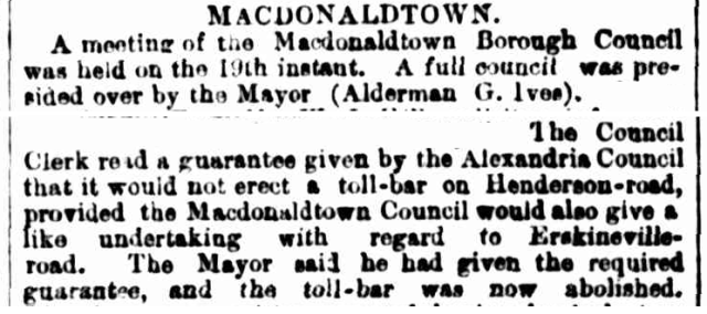Councils undertake not to re-establish toll-bars 1890.png