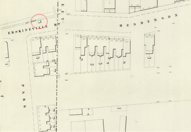Erskineville Road Toll Bar Map